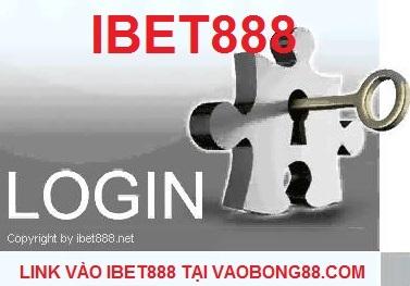 IBET888 - LINK VÀO IBET888 KHÔNG BỊ CHẶN 2018