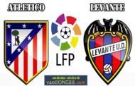 Soi kèo Atletico Madrid vs Levante lúc 21h15 ngày 15/04 vòng 32 La Liga