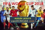 Chơi cá độ World Cup - tạo tài khoản cá độ World Cup 2018