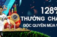 M88 - Thưởng độc quyền World Cup 2018 lên đến 9,000,000 VND