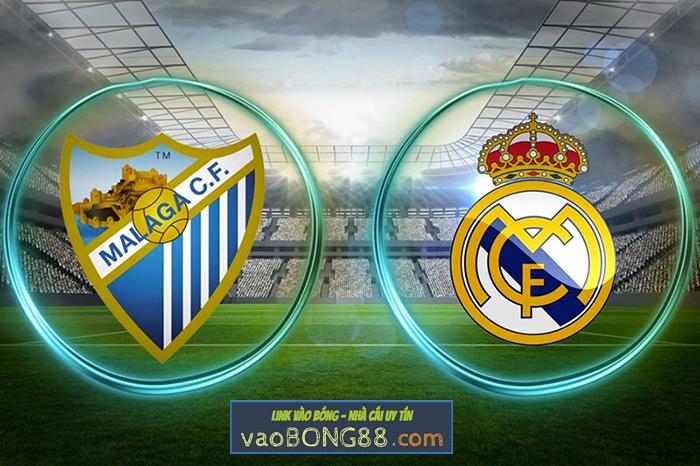 Nhận định trận đấu Malaga vs Real Madrid