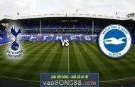 Tỷ lệ cược Brighton vs Tottenham, 1h45 ngày 18/04 vòng 35 NHA