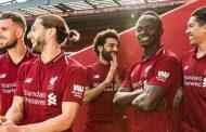 Liverpool công bố áo đấu sân nhà mùa giải tiếp theo