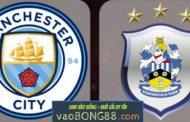 Tỷ lệ cược Man City - Huddersfield (19:30 - 06-05-2018) theo 1gom