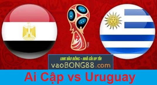 nhận định Ai cập vs Uruguay (15-06)