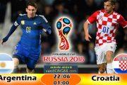 Soi kèo Argentina vs Croatia (1h ngày 22-06-2018)