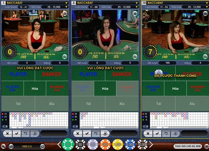 game đánh bài online ăn tiền baccarat