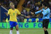 Neymar lập kỷ lục mới về số lần bị phạm lỗi