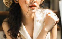 Ngất ngây vẻ đẹp trong trẻo của hotgirl San Nguyễn