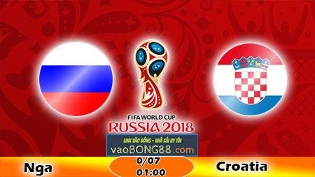 Nhan dinh Nga vs Croatia