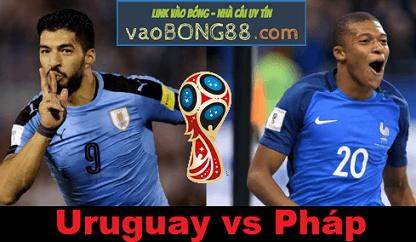 nhan dinh uruguay vs phap