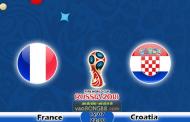 Soi kèo Pháp vs Croatia (22h ngày 15-07-2018)