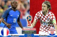 Tỷ lệ cá cược Pháp vs Croatia (15-07) Nhận định World Cup