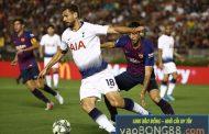 Soi kèo, Tỷ lệ cược Tottenham - Barcelona, 02h00 ngày 04/10