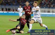 Soi kèo, Tỷ lệ cược Lazio - AC Milan, 00h00 ngày 26/11