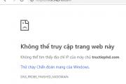 Hàng loạt Website xem bóng đá trực tiếp bị chặn