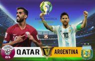 Soi kèo Qatar – Argentina 2h00 – 24/6/2019 - Copa America 2019