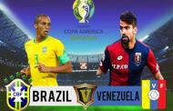 Soi kèo Brazil – Venezuela 7h30 – 19/6/2019 - Copa America 2019