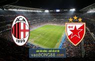 Soi kèo, nhận định AC Milan vs FK Crvena zvezda - 03h00 - 26/02/2021