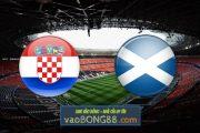 Soi kèo, nhận định Croatia vs Scotland - 02h00 - 23/06/2021
