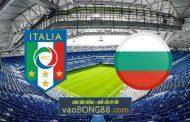 Soi kèo, nhận định Italy vs Bulgaria - 01h45 - 03/09/2021
